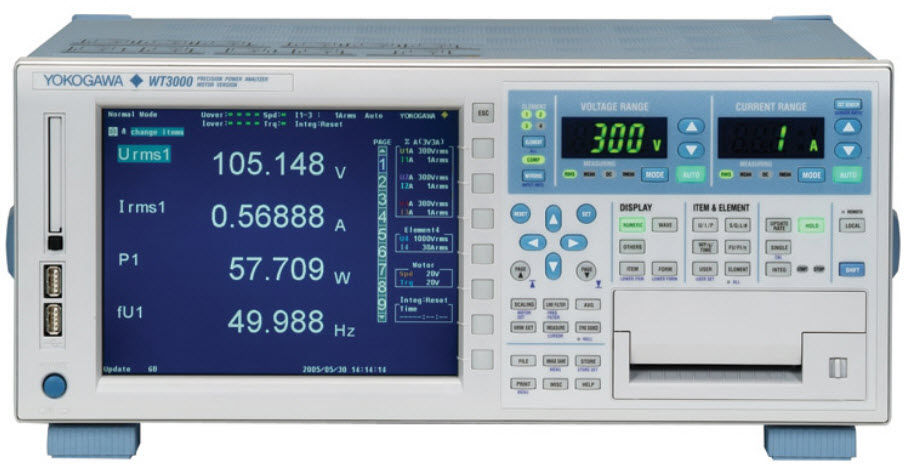 Image of Yokogawa-WT3000 by Axiom Test Equipment