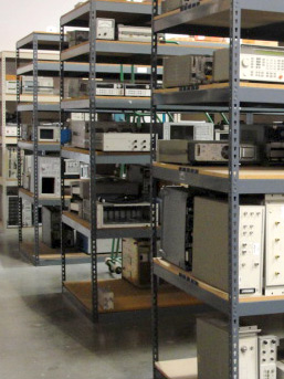 Electronic Test Equipment Rental