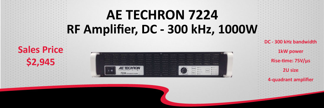 AE Techron 7224 For Sale